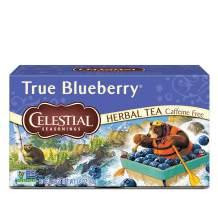 Celestial Seasonings, True Blueberry Herb Tea, 20 ct