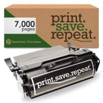 Print.Save.Repeat. Lexmark X651A41G Remanufactured Toner Cartridge for X651, X652, X654, X656, X658 [7,000 Pages]