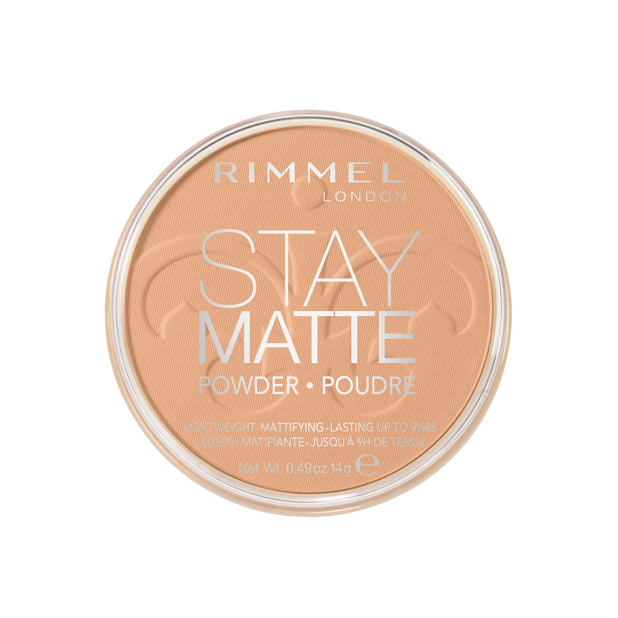 Stay Matte Pressed Powder in 016 Deep Beige, 0.49 Ounce (Pack of 1)