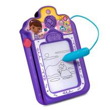 VTech Doc McStuffins Talk and Trace Clipboard, Great Gift For Kids, Toddlers, Toy for Boys and Girls, Ages 2, 3, 4, 5