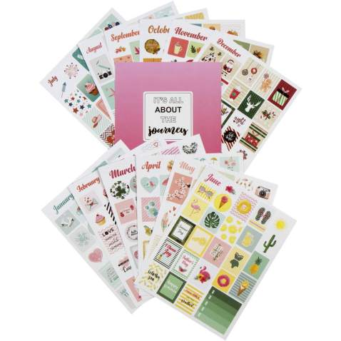 Diamonds 300 Piece Princess Foam Stickers- Castles Hearts and More!