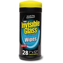 """STONER Invisible Glass Wipes 7"""" X 12"""""""