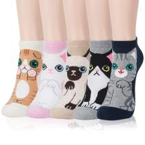 Kikiya Socks Women's Cute Ankle Socks