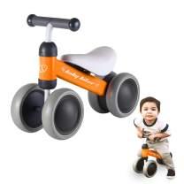 Baby Balance Bike Kids - Indoor Outdoor Toddler Walk Bike, Kids Push Bike, Bicycle for Children Ages 10-24 Months