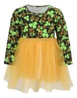 Unique Baby Girls St Patrick's Day Luck of The Irish Tutu Dress