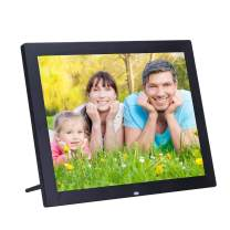 15-inch Smart WiFi Digital Photo Frame with Touch Screen, 1080P HDMI Panel, Built in Memory, Wall-Mountable, Portrait&Landscape, Instantly Sharing Moments