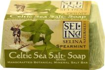 Celtic Sea Salt Soap, Spearmint