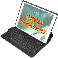 Inateck iPad 10.5 Keyboard Case, Compatible with iPad Air 3 Gen 2019 10.5 Inch and iPad Pro 10.5 Inch, BK2005