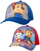 Nickelodeon Boys Paw Patrol 2 Pack Baseball Cap (Toddler/Little Boys)