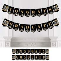 Big Dot of Happiness Law School Grad - Future Lawyer Graduation Party Bunting Banner - Party Decorations - Law School Grad