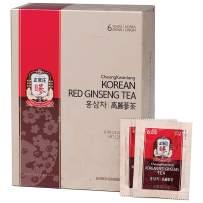 KGC Cheong Kwan Jang [Korean Red Ginseng Tea] Convenient Natural and Organic Ginseng Tea - 100 Bags