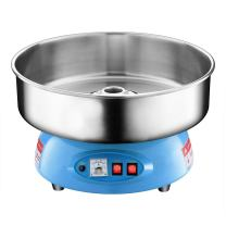 Clevr Compact Commercial Cotton Candy Machine Party Candy Floss Maker Blue
