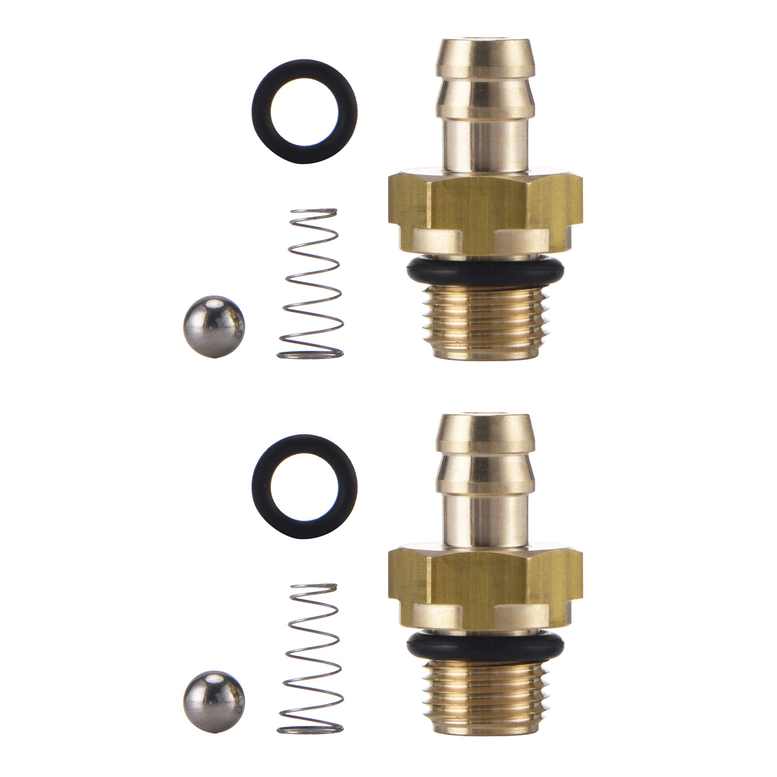 Tool Daily Compatible Chemical Injector Set for Pressure Washer, Replacement for Briggs and Stratton 190593GS 190635GS 203640GS
