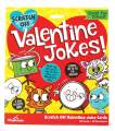 Playhouse Silly Joke Scratch-Off 28 Card Super Valentine Exchange Pack for Kids