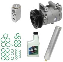 Universal Air Conditioner KT 1048 A/C Compressor and Component Kit