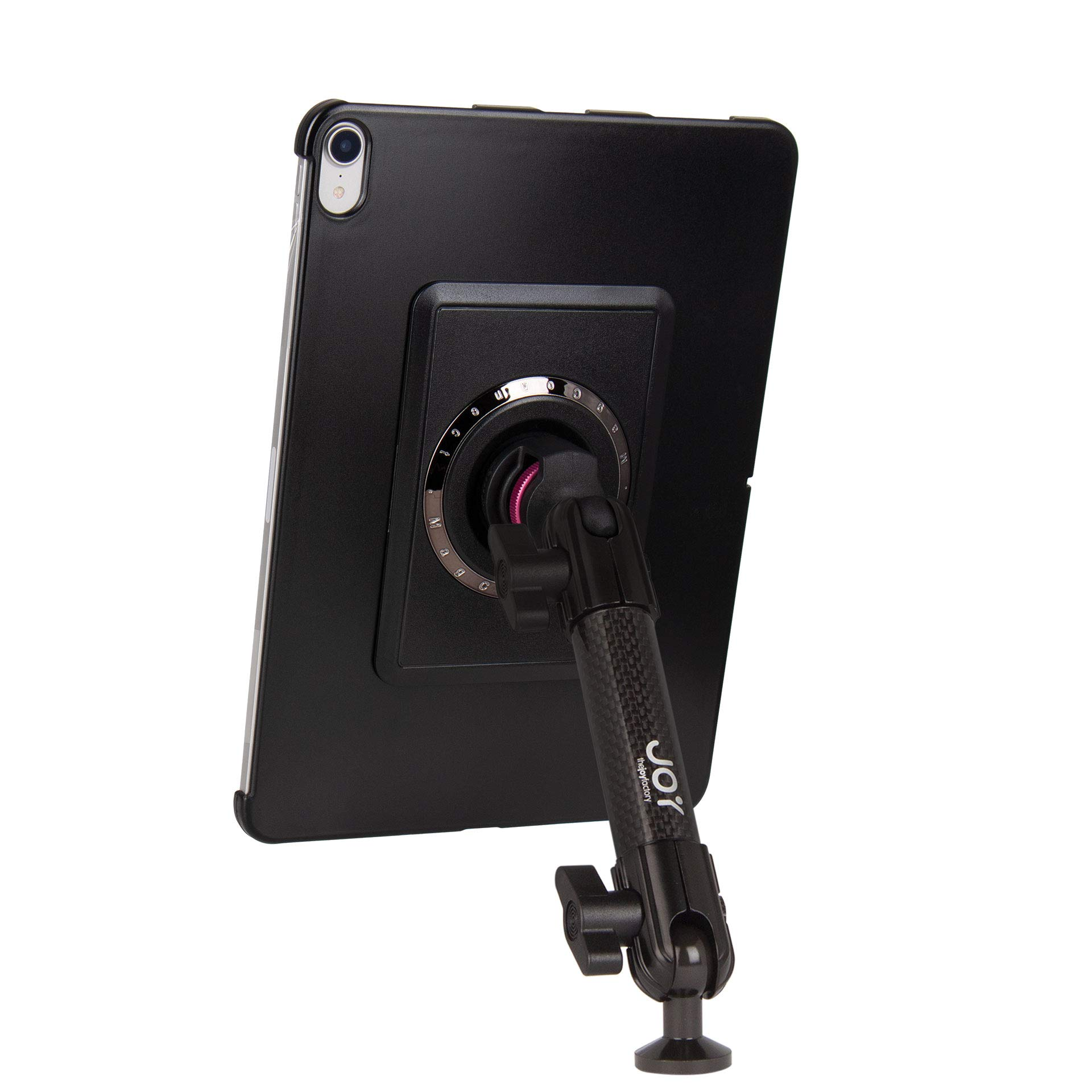 """The Joy Factory MagConnect Carbon Fiber Tripod/Microphone Stand Mount for iPad Pro 11"""" (MMA7001)"""