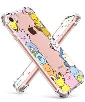 """Coralogo for iPhone 7/8 TPU Case, 3D Animal Cute Cartoon Funny Design Stylish Character Protective Kawaii Fashion Fun Unique Cool Bumper Cover Skin Teens Kids Girls Boys Cases for iPhone 7/8 4.7"""" (Elf"""
