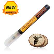 Wood Burning Pen Marker, Pyrography Marker Chemical Wood Burning Pen for DIY Wood Painting, Replace Wood Burning Iron Tool, Easy and Safe – DIY Wood Painting