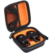 Mchoi Hard EVA Travel Case for Xvive U2 Guitar Wireless System