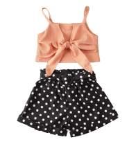 Kids Baby Girls Organic Cotton Floral Letter Print Shirts Tops + High Waist Shorts Denim Pants Baby Summer Clothes Set