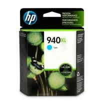 HP 940XL   Ink Cartridge   Cyan   C4907AN