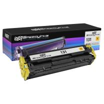 Speedy Inks Remanufactured Toner Cartridge Replacement for Canon 6269B001AA 131 (Yellow)