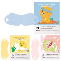 Avajar Kakao Perfect V Lifting Little Ryan Mask 3pcs - Korean V Line Face Lifting Mask | Double Chin Reducer | Face Slimmer | Face Chin Lift | Neck Chin Jawline V Shaped Slimming Mask