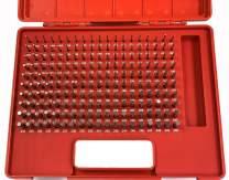 HHIP 4101-0111 190 Piece (M1+) Pin Gage Set, (.061-.250)