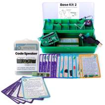 Let's Start Coding Bundle: Base Coding Kit 2 (2019 Edition) + Code Speaker STEM Toy from Perfect for Kids 8-12 | Bundle and Save!