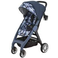 Larktale Chit Chat Compact Lightweight Travel Stroller, Longreef Navy