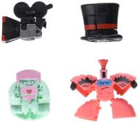 Transformers Toys Botbots Series 4 Magic Tricksters 5 Pack – Mystery 2-in-1 Collectible Figures! Kids Ages 5 & Up by Hasbro