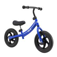 """CO-Z Kids Balance Bike for 2-5 Year Olds with 12"""" EVA Foam Tires, Step Through Frame Toddler Bike for Boys and Girls, No Pedal Toddler Scooter Bike, Ride On Toy for Children, Lightweight Kids Bicycle"""