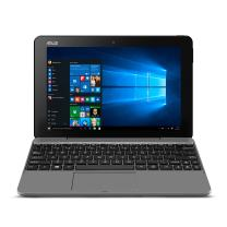 ASUS Transformer Book T101HA-C4-GR 10.1-Inch 2-in-1 Ultraportable Laptop with Intel Core X5 1.44 GHz 4GB 64GB HD Windows 10 Touchscreen, Gray