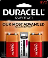 Duracell - Quantum D Alkaline Batteries - long lasting, all-purpose D battery for household and business - 6 count