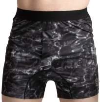 Aqua Design Mens Underwear Boxer Briefs Breathable Quick Dry Travel Shorts