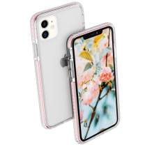 EFFENX iPhone 11 Case - Thin Slim Protective Heavy-Duty Case with Soft Pink TPU Bumper Anti-Yellow Anti-Scratch Anti-Slippery Cover for iPhone 11 6.1 inch - Pink
