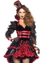 Leg Avenue Women's Victorian Vamp Steampunk Costume