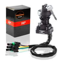 1PZ CT5-K01 Ignition Key Switch for CAN-AM/BOMBARDIER ATV TRAXTER 500 1999 2000 2001 2002 2003 2004