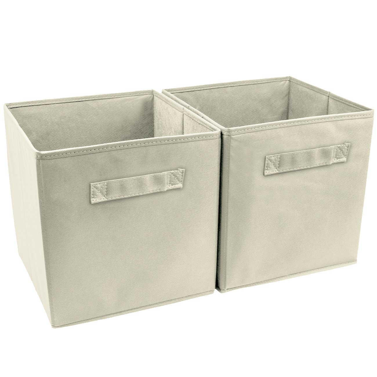 Sorbus Foldable Storage Cube Basket Bin (2 Pack)