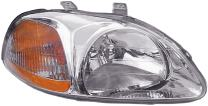 Dorman 1590643 Passenger Side Headlight Assembly For Select Honda Models