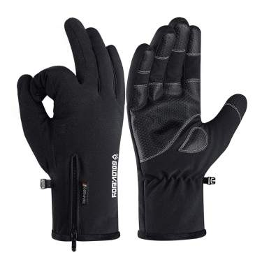 Ski Gloves,-30℉ Touchscreen Snow Gloves Men Women Waterproof Motorcycle Gloves