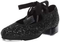 Bloch Dance Girls' Glitter Tap Sparkle Tap Shoe