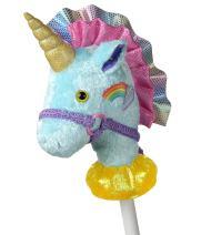 Mary Meyer Fancy Prancer Stick Horse, Unicorn