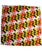 Route One Apparel   Maryland Flag Bandana in Multiple Styles and Sizes