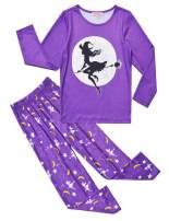Pajamas for Girls Unicorn Pjs Sets Little Kids Cotton Pyjama Sleepwear