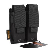 EXCELLENT ELITE SPANKER Tactical Molle Single/Double Pistol Mag Pouch EDC EMT Tool Organizer Pouch