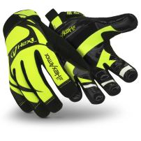 HexArmor Hex1 2122 Light Duty Work Gloves with Slip-Resistant Grip, Large