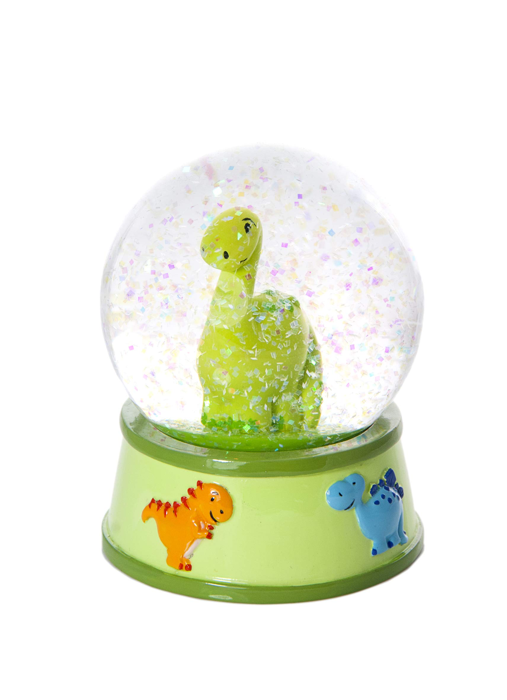 Mousehouse Gifts Dinosaur Snow Globe Gift Present for Boys and Girls