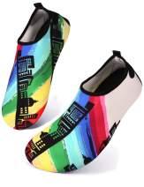 Zeagoo Water Sports Shoes Barefoot Quick-Dry Aqua Yoga Socks for Men Women Swim