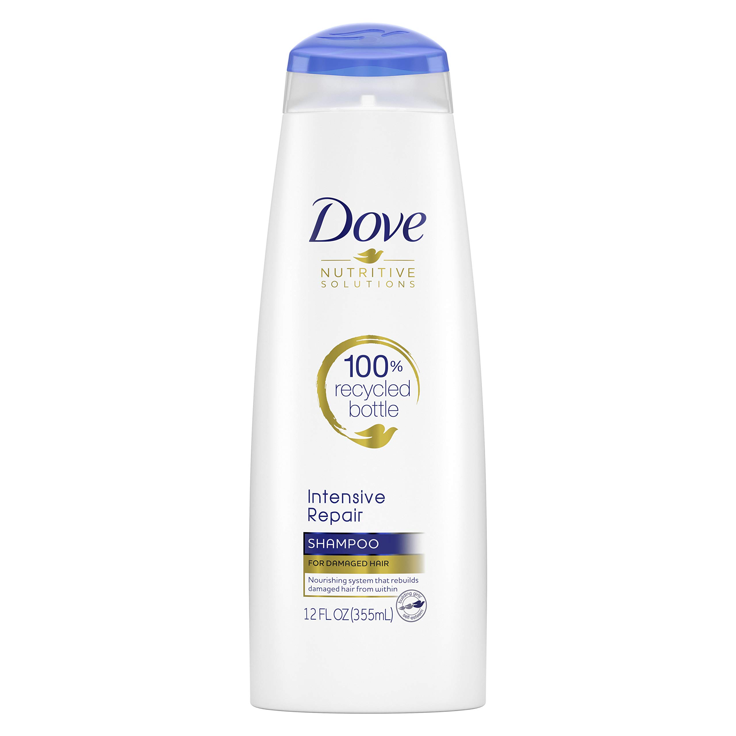 Dove Nutritive Solutions Shampoo Intensive Repair 12 oz (Pack of 6)